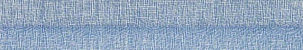 Plisségordijn blauw 720066