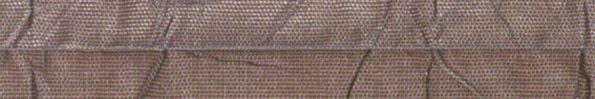 Plisségordijn donkergrijs met kreukelstructuur en zilveren achterzijde 720105