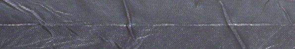 Plisségordijn grijs glans metallic met kreukelstructuur 720119