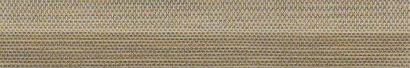 Plisségordijn taupe geweven 720163