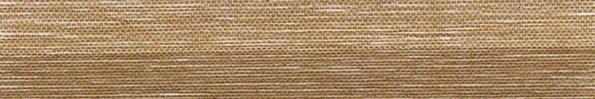Plisségordijn bruin geweven 720168