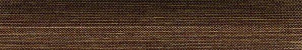 Plisségordijn bruin geweven 720171