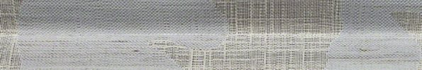 Plisségordijn gebroken wit/ grijs 720182