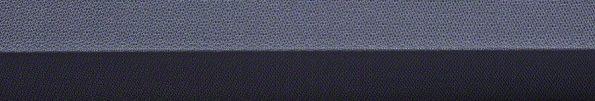 Plisségordijn grijsblauw verduisterend 720190