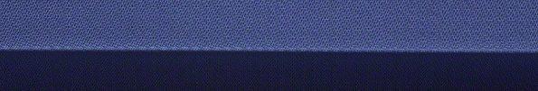 Plisségordijn donkerblauw verduisterend 720196