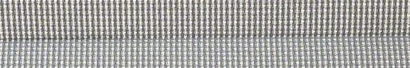 Plisségordijn grijs 730010