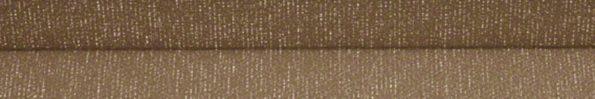 Plisségordijn brons met zilveren achterzijde 730017