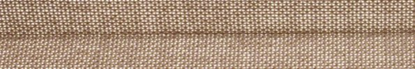 Plisségordijn lichtbruin taupe 730018