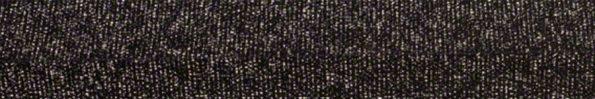 Plisségordijn zwart met zilveren achterzijde 730032