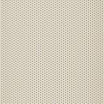 Aluminium lamelgordijnen - lichtgeel/ beige zijdeglans met gaatjes - 102271 - PG2 - verkrijgbaar in 52 - 70 - 89 mm