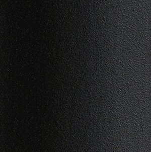 Aluminium lamelgordijnen - zwart mat - 102414 - PG2 - verkrijgbaar in 52 - 70 - 89 mm