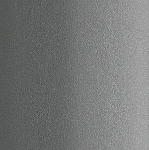 Aluminium lamelgordijnen - grijs mat met structuur - 102800 - PG2 - verkrijgbaar in 52 - 70 - 89 mm