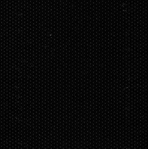 Aluminium lamelgordijnen - zwart zijdeglans met gaatjes - 102375 - PG3 - verkrijgbaar in 52 - 70 - 89 mm