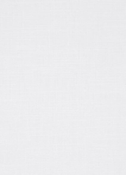 76.0054 - Verticale lamelgordijnen stof - PG 1 - lichtdoorlatend - wit - 100% PES - verkrijgbaar in 89 mm