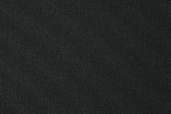 76.0072 - Verticale lamelgordijnen stof - PG 1 - lichtdoorlatend - brandvertragend - zwart - verkrijgbaar in 89 mm