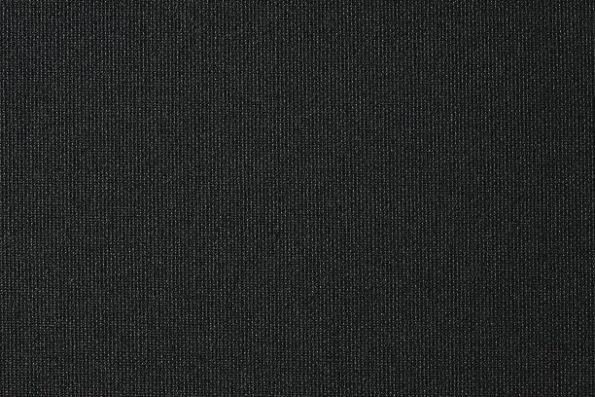 76.0080 - Verticale lamelgordijnen stof - PG 1 - verduisterend - brandvertragend - zwart - verkrijgbaar in 89 mm