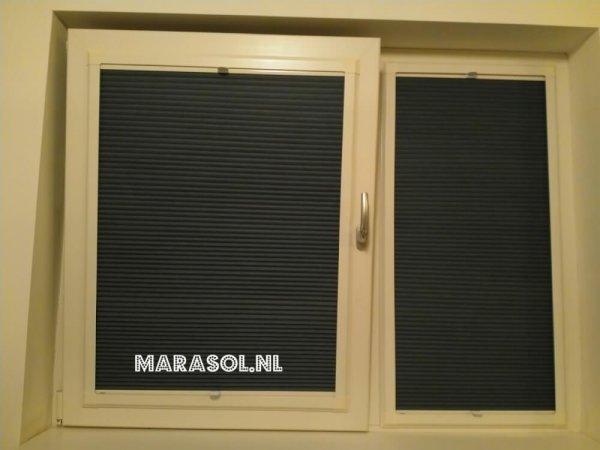 Smartfit plisse op draai kiep raam