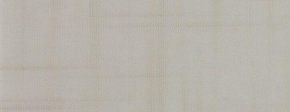 Rolgordijn Deluxe - Delicate Sand 72.1490 - crème transparant met weving - PG 3 - Max breedte: 4000 mm - Max hoogte: 4000 mm - 100% PES Trevira CS - brandvertragend - 145 g/m