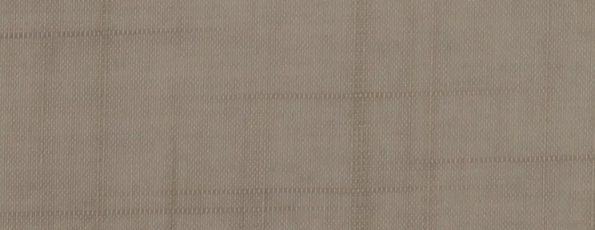 Rolgordijn Deluxe - Intense bronze 72.1491 -taupe transparant met weving - PG 3 - Max breedte: 4000 mm - Max hoogte: 4000 mm - 100% PES Trevira CS - brandvertragend - 145 g/m