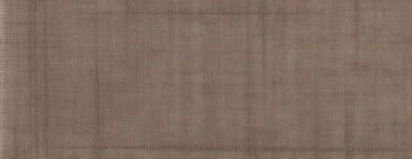 Rolgordijn Deluxe - Natural Cotton 72.1493 - melkchocolade bruin transparant met weving - PG 3 - Max breedte: 4000 mm - Max hoogte: 4000 mm - 100% PES Trevira CS - brandvertragend - 145 g/m