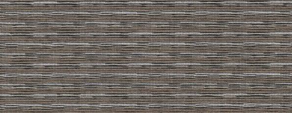 Rolgordijn Deluxe - Natural Cotton 72.1675 - bruin transparant met weving - PG 3 - Max breedte: 2740 mm - Max hoogte: 4000 mm - 100% PES - 160 g/m