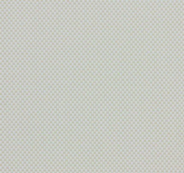 Rolgordijn screendoek gebroken wit/crème 72.2007 - transparantie: 7% - reflectie: 58% - Absorptie: 35% - openheidsfactor: 3%