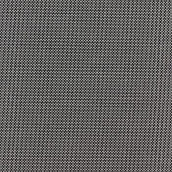 Rolgordijn screendoek lichtgrijs/zwart 72.2009 - transparantie: 3% - reflectie: 10% - Absorptie: 87% - openheidsfactor: 3%