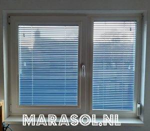 smartfit jaloezieen 25 mm - raamdecoratie met kliksysteem