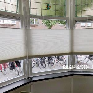 honingraat plisse top down bottom up